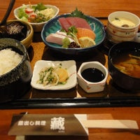 Photo taken at 蔵出し料理 藏 by Sdeeplook on 10/14/2013