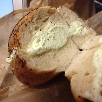 Photo taken at Manhasset Bagels by Kevin Y. on 8/15/2014