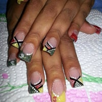 Photo taken at Stefany Nails by Mildred V. on 10/24/2013
