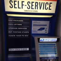 Photo taken at US Post Office by Perry D. on 6/11/2014