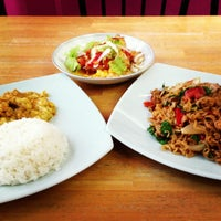 Photo taken at ร้านอาหาร ครัวท้ายซอย by Milky J. on 2/1/2013