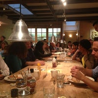 Photo taken at Le Pain Quotidien by Jason T. on 5/19/2013