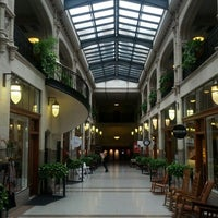 Photo taken at Grove Arcade by Kamalesh R. on 10/8/2012