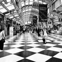 Photo taken at Concourse C by Oleg S. on 7/30/2013