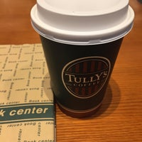 Photo taken at Tully's Coffee by ソフィアコート on 1/17/2018