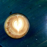 Photo taken at Jimmy's Coffee by MlleTravelista on 3/23/2013