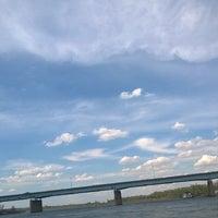 Photo taken at Missouri River by Lance C. on 5/25/2014