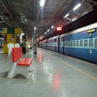 Photo taken at Bangalore City Junction Railway Station by Mahesh on 2/11/2013