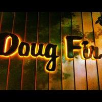 9/26/2012 tarihinde Rick C.ziyaretçi tarafından Doug Fir Lounge'de çekilen fotoğraf