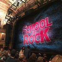 Das Foto wurde bei Winter Garden Theatre von Rick C. am 11/15/2017 aufgenommen