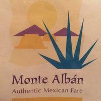 Photo taken at Monte Alban Restaurant by Rick C. on 3/12/2016