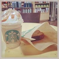 Photo taken at Starbucks by Alyssa on 8/13/2013