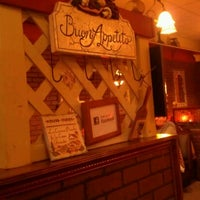 Photo taken at Julian's Little Italy by Tracy D. on 2/16/2013