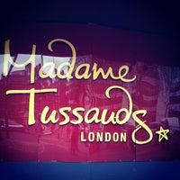 11/28/2012にLaiがMadame Tussaudsで撮った写真