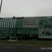 Photo taken at BNP Paribas Bank Polska by Артем С. on 10/2/2016