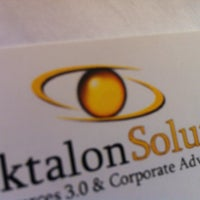 Photo taken at BlacktalonSolutions by Sean on 3/21/2014