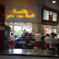 Photo taken at In-N-Out Burger by Preston M. on 11/28/2012