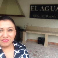 Photo taken at El Aguaje by Edith on 12/12/2015
