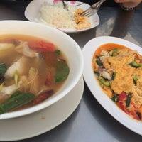 Photo taken at Thai Mixed Taste Restaurant by Mhee K. on 3/2/2017