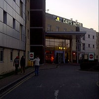 Photo taken at Days Hotel London North by Johnny P. on 4/1/2013