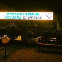 Photo taken at Piscina Comunale Azzurra by Marco S. on 3/13/2013