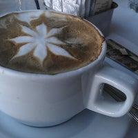 Photo taken at Coupa Café by Crystal L. on 1/18/2013