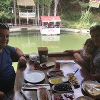 Photo taken at Şirince Şiringöl Kahvaltı Bahçesi by Onur A. on 8/20/2017