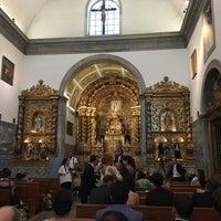 Photo taken at Igreja Nossa Senhora da Assunção by Andreea S. on 9/1/2017