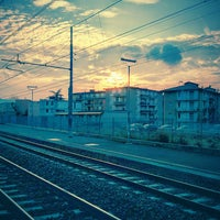 Photo taken at Stazione La Spezia Migliarina by Riccardo R. on 3/11/2015