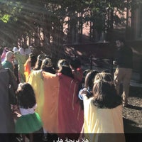 Photo taken at The Lawn of the National Building Museum by Omar A. on 9/23/2017