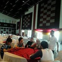 Photo taken at Dewan Banquet UPM by Cicely N. on 10/29/2012