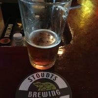 Photo taken at Stoudts Black Angus Restaurant & Pub by Ricardo C. on 11/6/2015