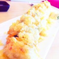 Photo taken at Edohana Sushi by Yahdiel O. on 8/15/2013