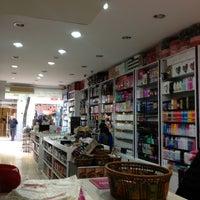Photo taken at Güler Cosmetic by Erkut Y. on 12/27/2012