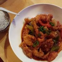 Photo taken at Suparom Thaifood II by Marek N. on 6/14/2014