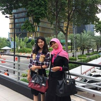 Photo taken at Universitas Bakrie by Ulfia D. on 1/27/2017