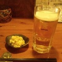 Photo taken at 居酒屋 誠 by Sachie K. on 1/31/2014