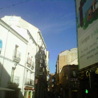 Photo taken at El Paseo Alto by Pepe on 10/13/2012