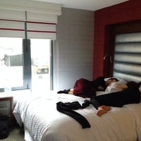 Photo taken at Four Points by Sheraton Manhattan Chelsea by Roby S. on 10/7/2013