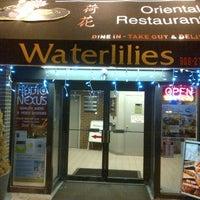 Photo taken at Waterlillies Oriental Restaurant by Cool S. on 12/2/2012
