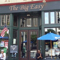 Photo taken at The Big Easy Raleigh by Cool S. on 6/24/2014