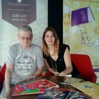 Photo taken at Wojewódzka i Miejska Biblioteka Publiczna im. dr. Witolda Bełzy by Witold B. on 9/25/2013