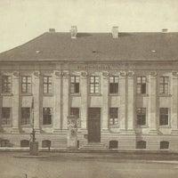 Photo taken at Wojewódzka i Miejska Biblioteka Publiczna im. dr. Witolda Bełzy by Witold B. on 10/1/2013