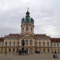 Das Foto wurde bei Schloss Charlottenburg von Марина Б. am 11/10/2012 aufgenommen