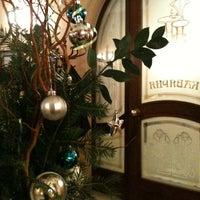 Снимок сделан в Віденська кав'ярня / Vienna Cafe пользователем Tynok 12/24/2012