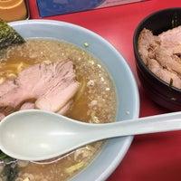 Photo taken at ラーメンショップ つくば店 by yuki_el on 9/15/2017