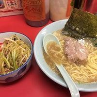 Photo taken at ラーメンショップ つくば店 by yuki_el on 12/15/2017