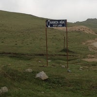 Photo taken at Hamza Ağa Yaylas by Aylin A. on 7/12/2013