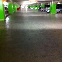 Photo taken at Estacionamiento by Victor on 3/8/2013