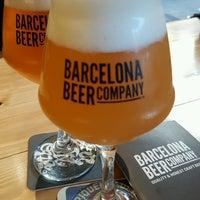 Foto tomada en Barcelona Beer Company Taproom por Patsy M. el 8/23/2016